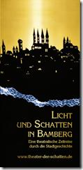 Licht und Schatten in Bamberg
